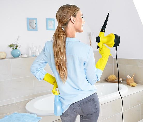 Upratovanie parným čističom